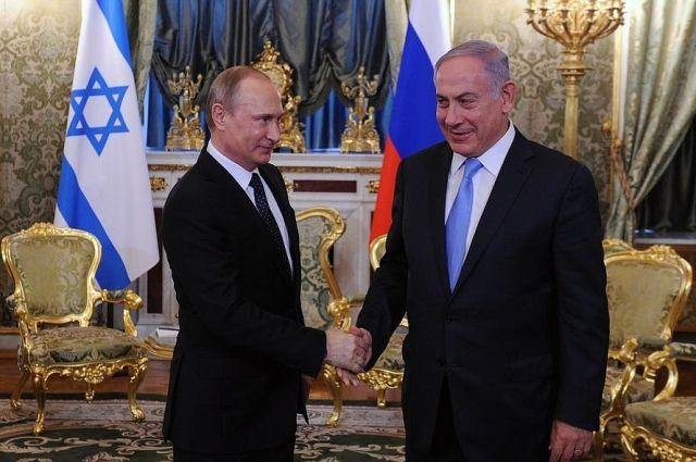 Нетаньяху хочет встретиться с Путиным на следующей неделе в Сочи