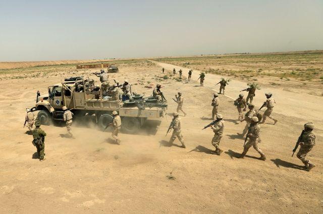 Власти Ирака объявили оначале операции поосвобождению Талль-Афара