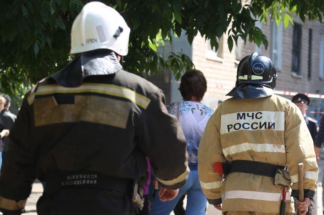 ВХабаровске вжилом доме взорвался газ— МЧС