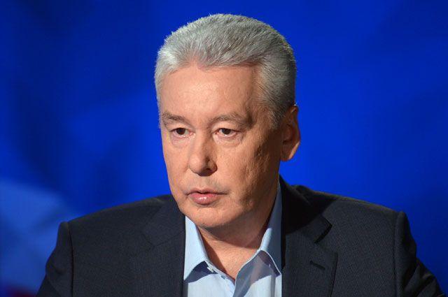 Собянин прокомментировал предложение перенести столицу России за Урал
