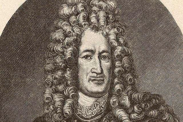Александр Данилович Меншиков.
