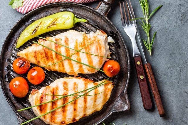 Курятина является топ-продуктом на обеденном столе украинца