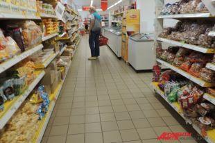 Магазин закрыли через 10 минут после инцидента.