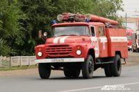 В Оренбурге на пожаре на ул. Тихой пострадал человек.