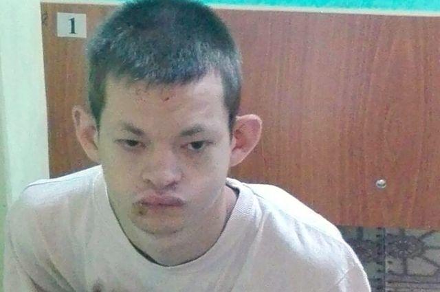 Молодого человека предположительно зовут Алексей.