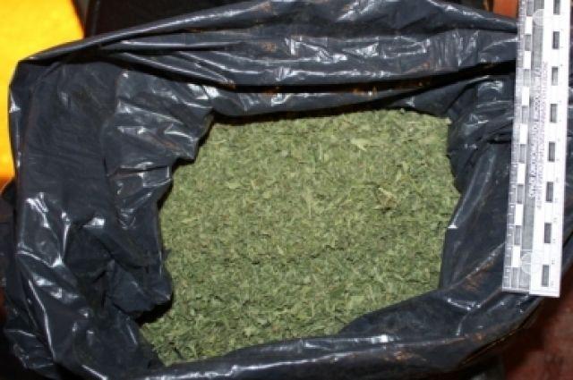 Преступник сообщил, что хранил растения для личного употребления.