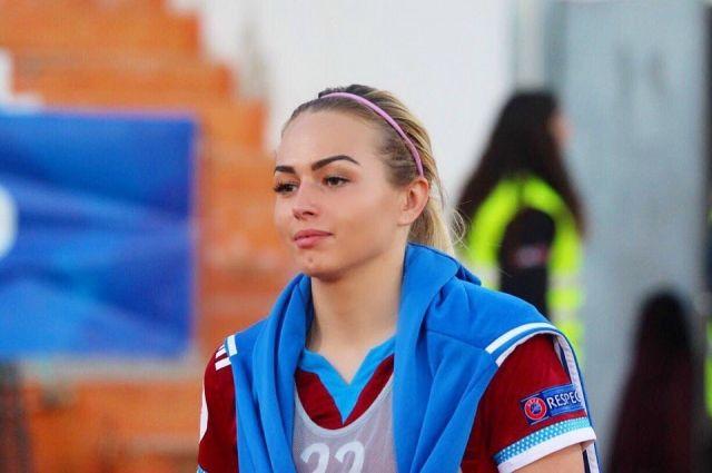 Кузбасская футболистка забила победный для сборной гол на универсиаде.