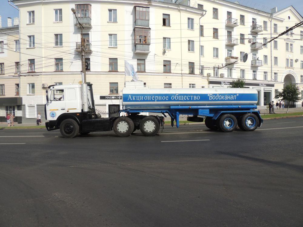 АО «Водоканал» более 90 лет обеспечивает чистой водой город Чебоксары.
