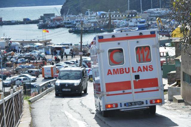 В ДТП в Анталье пострадали 11 туристов из России