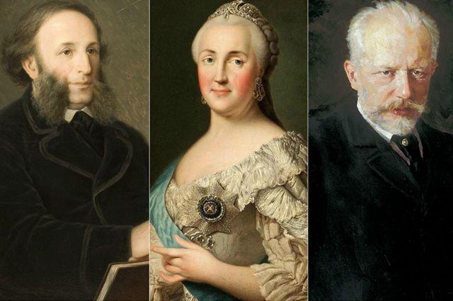 Тест: Знаете ли вы национальность исторических личностей?