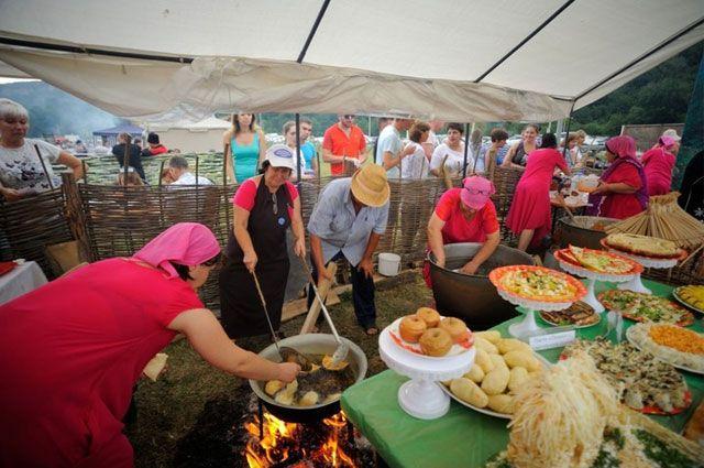 Вкусный бренд. В Адыгее прошёл VIII региональный фестиваль сыра