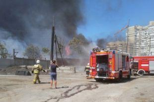 Пожару в центре Ростова присвоен четвёртый из пяти возможных ранг сложности