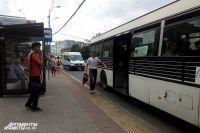 В Калининграде разделят остановки для городских и междугородних автобусов.