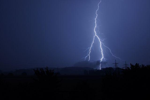 ВОрловской области ожидаются грозы и циклон при сильной жаре