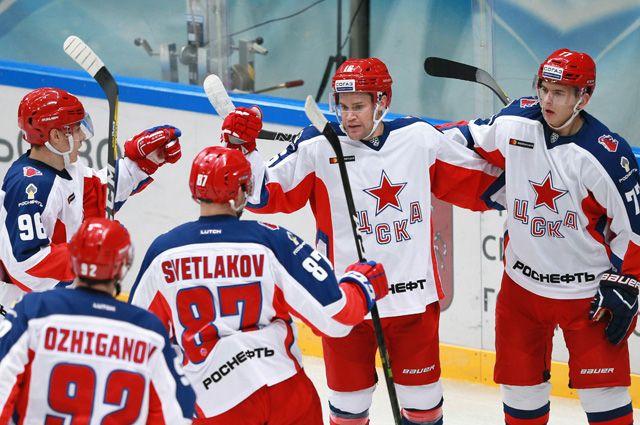 Тех же пишем, Ягр – в уме. СКА и ЦСКА открывают новый сезон КХЛ