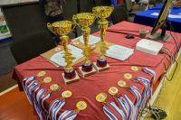 Второе место заняли самбисты Иркутской области на российских состязаниях.