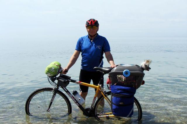 Юрий Ярцев говорит, что от Ставрополя доехать до моря можно за два дня.