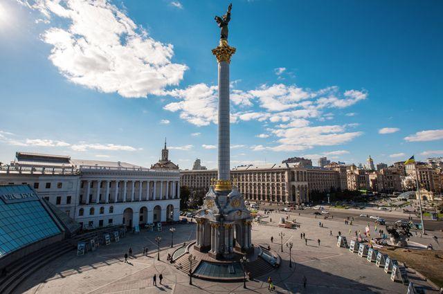 На Украину прибыла делегация Минобороны США для участия в Дне независимости