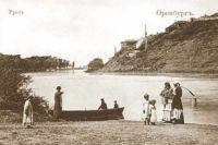 Обычная картинка из жизни Оренбуржья вековой давности.