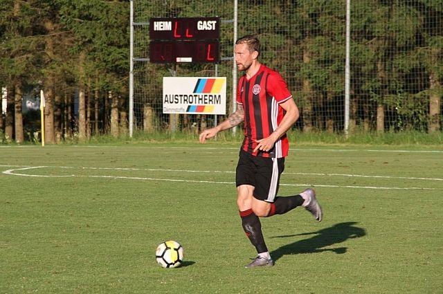 Михаил Сиваков пополнил ряды пермской команды этим летом.