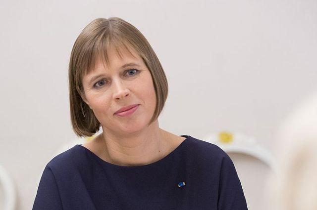 Президент Эстонии предупредила об опасности самооккупации страны