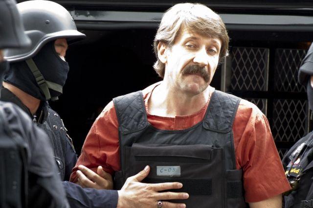 Буту увеличили срок заключения в тюрьме США из-за беседы с журналистом