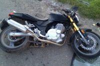 Вопреки законам, несовершеннолетние часто садятся за руль мотоциклов.