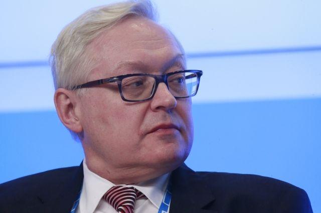 Рябков: США показали готовность принести в жертву идею свободы