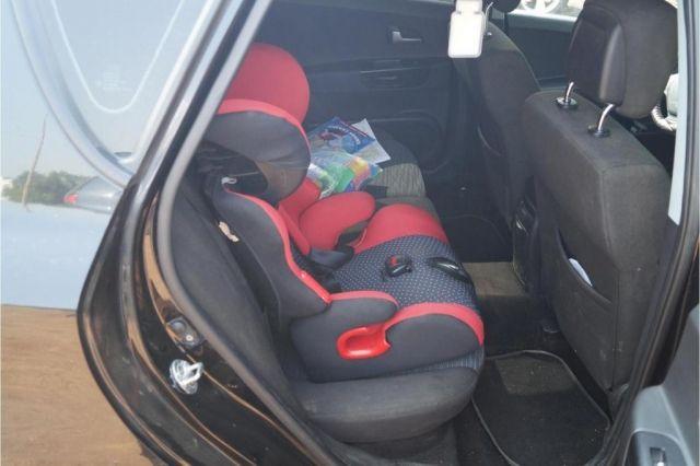 В Калининграде полицейские проверят автомобилистов в детьми.