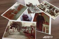 Владимир Быстров передал следователям и в архив семейный фото Николая Джонсона.