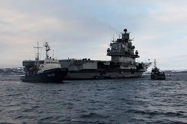 Адмирал кузнецов авианосец где сейчас находится