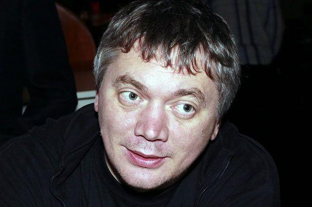 Герман Садулаев.