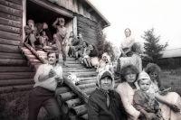 В советское время в Коми АССР проживало больше миллиона человек.