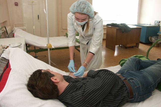 Во время обследования человек может узнать, что болен.