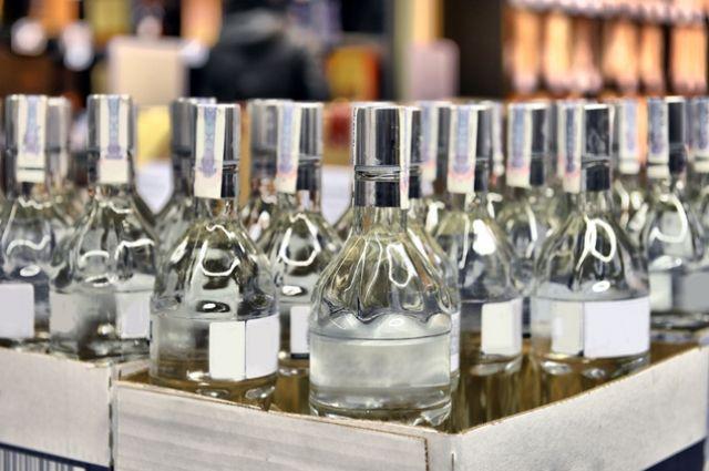 Вгосударстве Украина стали менее производить водки иконьяка