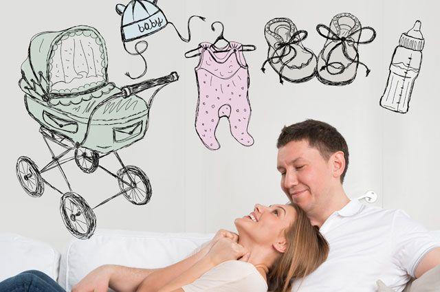 Оптимально — осень. Почему планировать беременность лучше в сентябре?