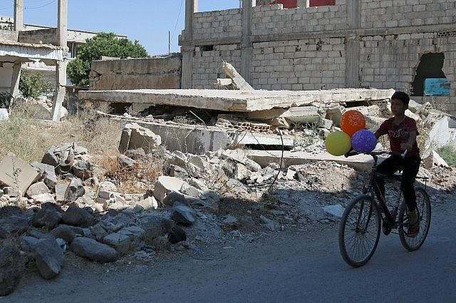 В Иордании заработал мониторинговый центр зоны деэскалации в Сирии