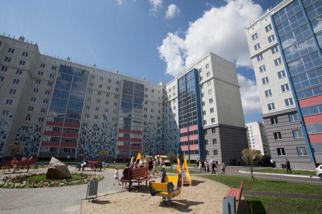 До конца года в Челябинской области вот в такие новостройки переедут жители еще 58 многоквартирных домов.