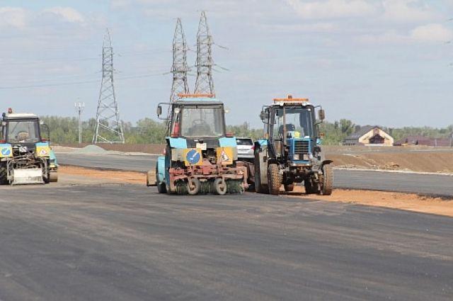Южный обход Оренбурга закончат уже в следующем году, а значит грузовиков на улицах станет гораздо меньше.