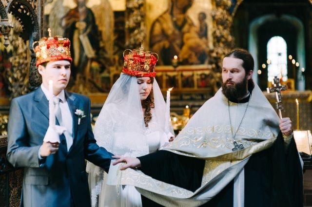 «При венчании должно быть понимание того, что этот союз заключается единожды и навсегда».