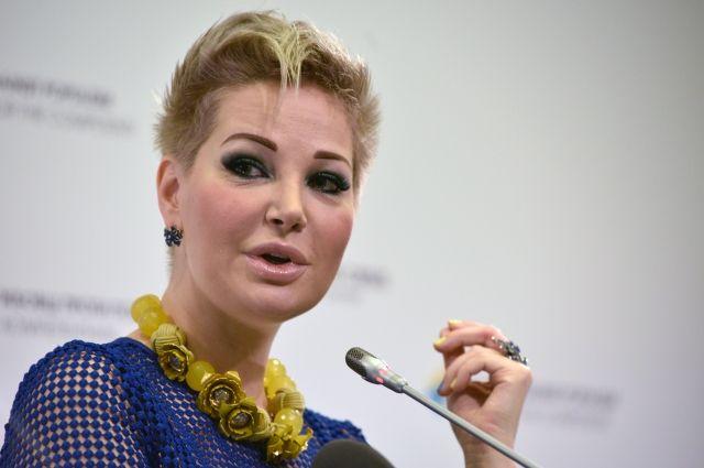 Мария Максакова не будет петь гимн Украины на Дне независимости в Киеве
