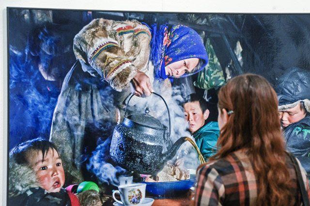 Природная красота. Выставка «Первозданная Россия» открылась в Кузбассе