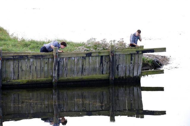 К найденному в море телу датской журналистки был привязан кусок металла