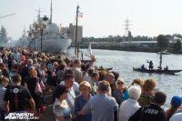 Калининград возглавил список событийных регионов для путешествий в сентябре.