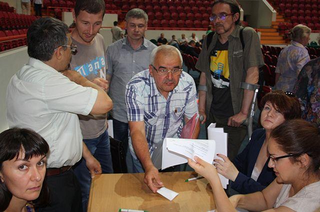 Формирование реестра кредиторов Татфондбанка.