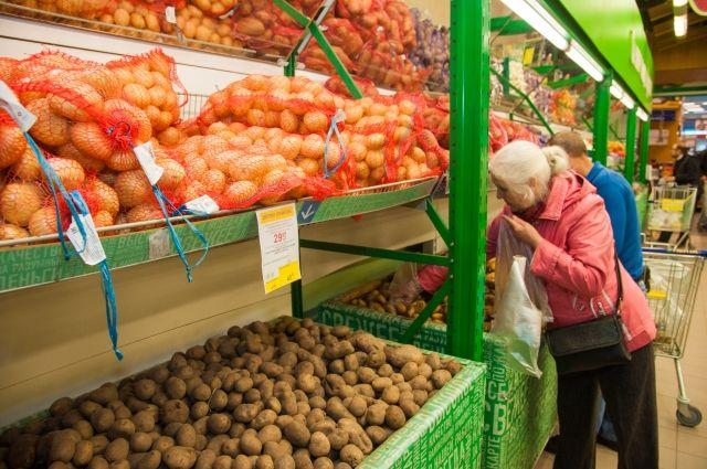 Росстат зафиксировал нулевой рост цен после 3-х недель дефляции