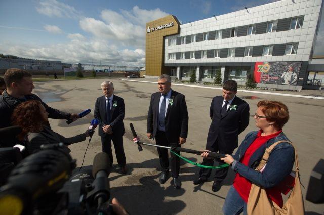 В Новокузнецком районе к Дню шахтера открыли шахту «Увальная».