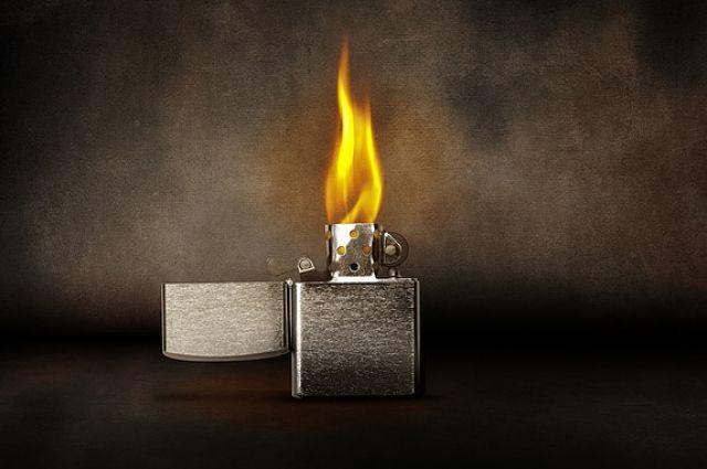 Баловался зажигалкой: вПрикамье пятилетний ребенок спалил дом