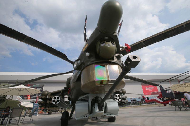 Вертолет Ми-28.