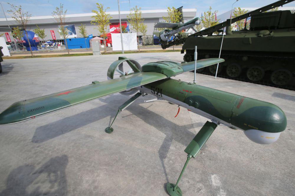Дистанционно-пилотируемый летательный аппарат «Пчела-1» из состава комплекса «Строй-П».